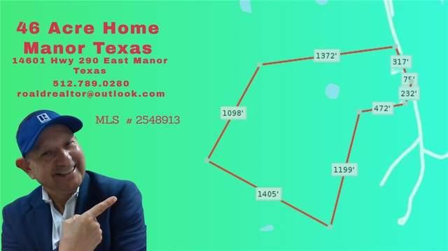 14601 Us Highway 290 Highway, Manor, TX 78653 (#2548913) :: Papasan Real Estate Team @ Keller Williams Realty