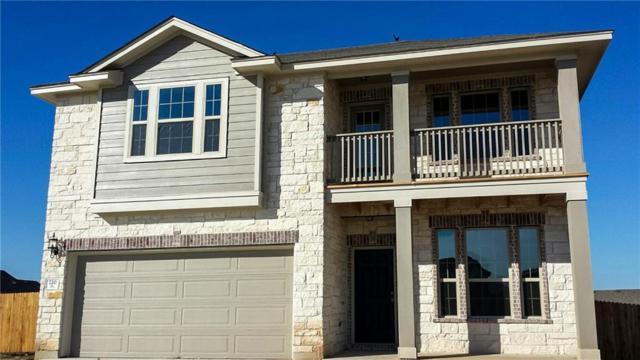 720 Coltrane Dr, Pflugerville, TX 78660 (#2604243) :: The ZinaSells Group