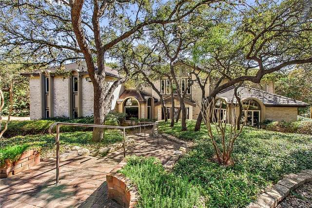 313 Eanes School Rd, West Lake Hills, TX 78746 (#2801325) :: The Summers Group