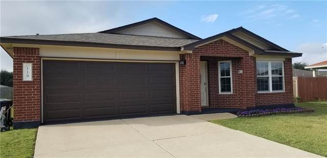 119 Paige Bnd, Hutto, TX 78634 (#2917140) :: The Summers Group