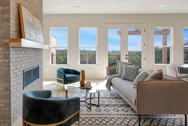 2601 N Quinlan Park Rd #301, Austin, TX 78732 (#3022302) :: The Perry Henderson Group at Berkshire Hathaway Texas Realty