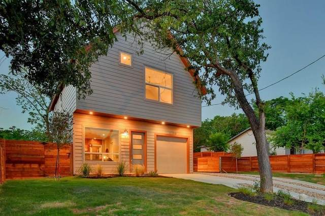 4706 Santa Anna St #1, Austin, TX 78721 (#3122783) :: Lauren McCoy with David Brodsky Properties