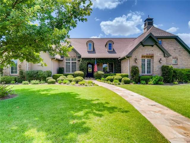 106 Potter Ln, Georgetown, TX 78633 (#3127460) :: First Texas Brokerage Company