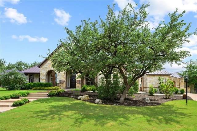 103 Harbor Hill Dr, Lakeway, TX 78734 (#3198249) :: Papasan Real Estate Team @ Keller Williams Realty