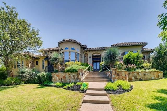 306 Bella Montagna Cir, Austin, TX 78734 (#3398281) :: Zina & Co. Real Estate