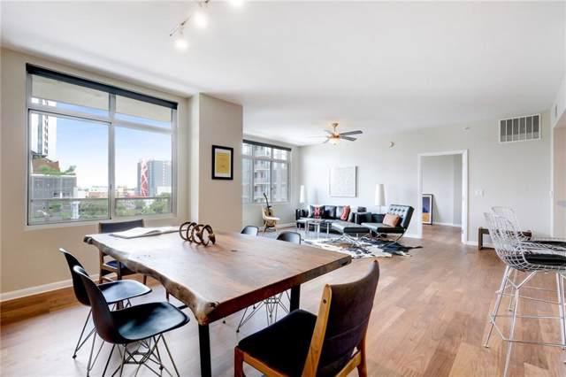 54 Rainey St #1018, Austin, TX 78701 (#3436613) :: Papasan Real Estate Team @ Keller Williams Realty