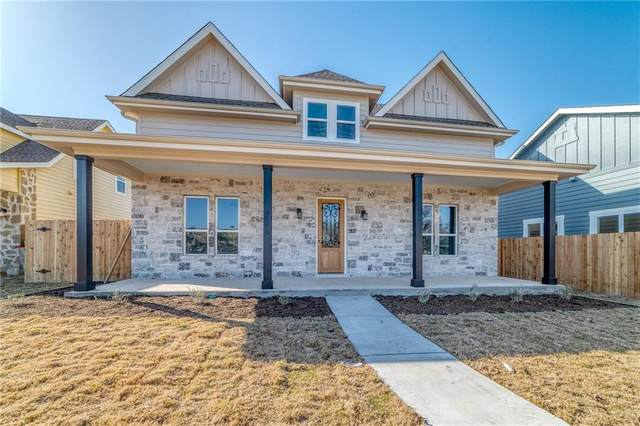 1100 Railroad St, Georgetown, TX 78626 (#3827438) :: The Perry Henderson Group at Berkshire Hathaway Texas Realty
