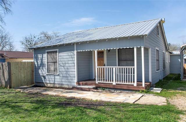 517 Lizzie St, Taylor, TX 76574 (#3892910) :: The Summers Group