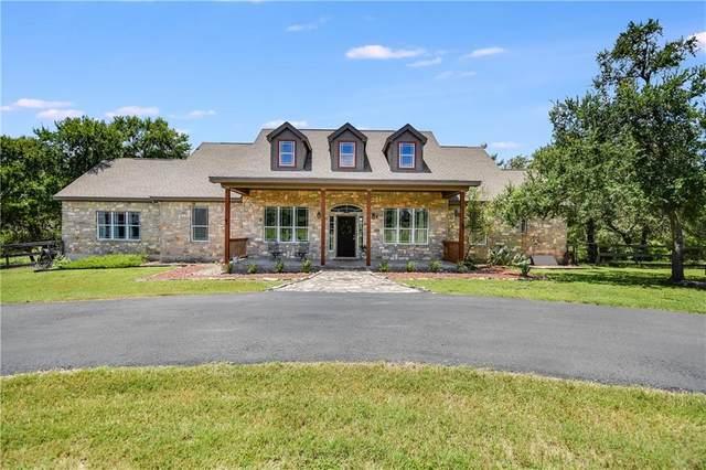 1355 County Road 156, Granger, TX 76530 (#4358872) :: Papasan Real Estate Team @ Keller Williams Realty