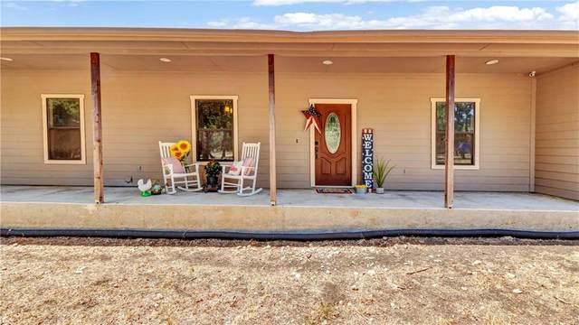 4371 Highway 138, Florence, TX 76527 (MLS #4416990) :: Brautigan Realty