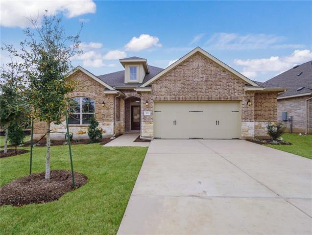 501 Scenic Bluff Dr, Georgetown, TX 78628 (#4617949) :: The Perry Henderson Group at Berkshire Hathaway Texas Realty
