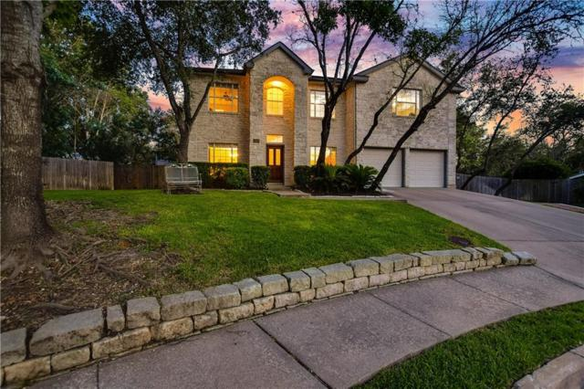 3808 Standfield Ct, Austin, TX 78732 (#4728762) :: The Gregory Group