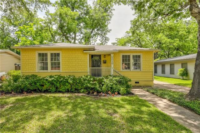 5010 W Frances Pl, Austin, TX 78731 (#4742267) :: Ana Luxury Homes