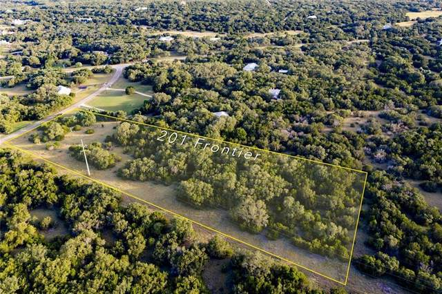 201 Frontier Trl, Wimberley, TX 78676 (#4769125) :: 12 Points Group