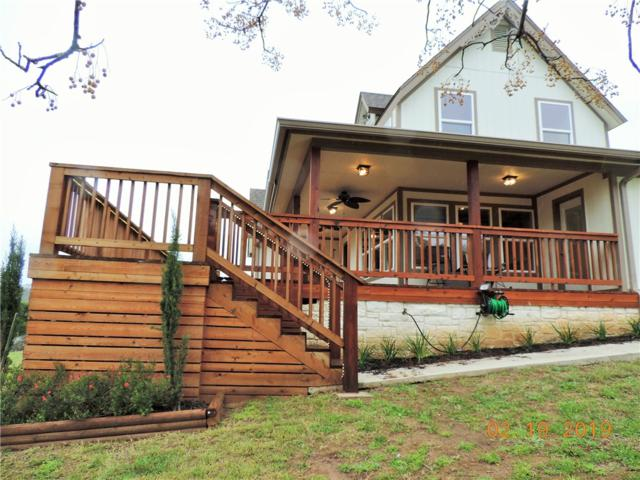 700 County Road 140, Burnet, TX 78611 (#5001990) :: Realty Executives - Town & Country