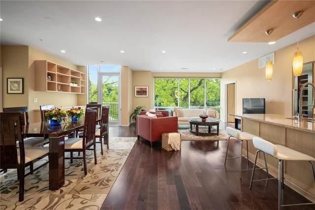1600 Barton Springs Rd #5306, Austin, TX 78704 (#5065508) :: Zina & Co. Real Estate