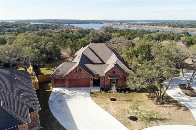 200 Lake Rim Cir, Georgetown, TX 78633 (#5264970) :: Ana Luxury Homes