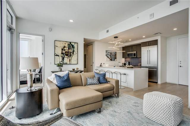 301 West Ave #1701, Austin, TX 78701 (#5305196) :: Green City Realty
