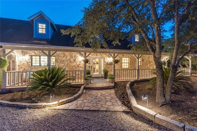 19905 Hamilton Pool Rd, Dripping Springs, TX 78620 (MLS #5372833) :: Brautigan Realty