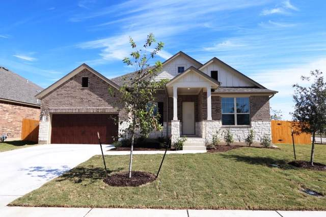 713 Duroc Dr, Hutto, TX 78634 (#5485178) :: The Perry Henderson Group at Berkshire Hathaway Texas Realty