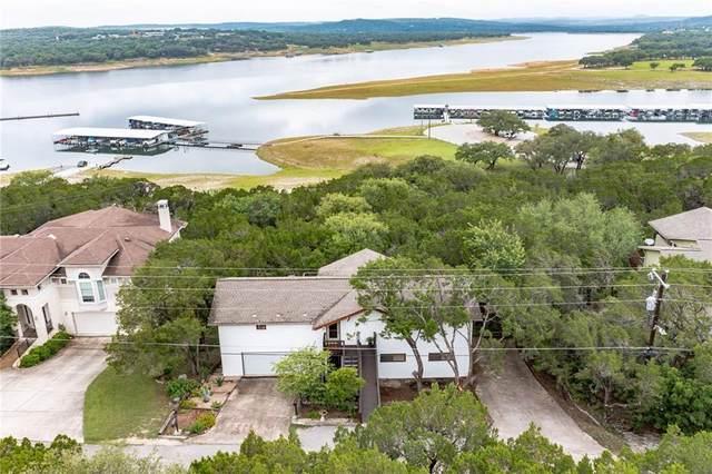 6300 Lakeshore Dr, Lago Vista, TX 78645 (#5583220) :: Papasan Real Estate Team @ Keller Williams Realty