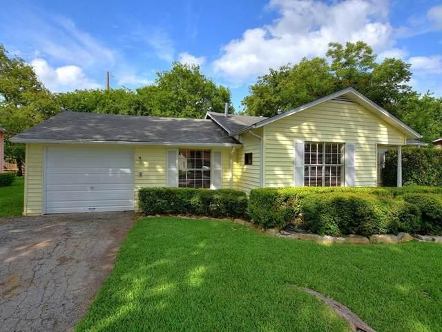 5215 Valley Oak Dr, Austin, TX 78731 (#5616364) :: Lauren McCoy with David Brodsky Properties