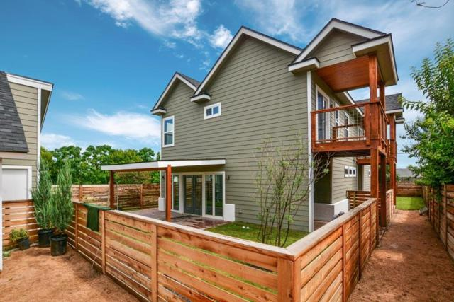 7009 Blessing Ave A, Austin, TX 78752 (#5822285) :: The Smith Team