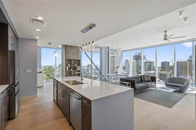 301 West Ave #2304, Austin, TX 78701 (#5880150) :: Zina & Co. Real Estate