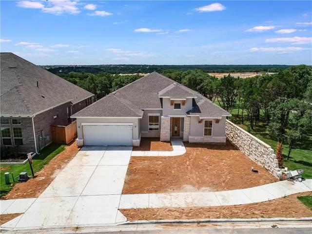 1002 Silent Oaks Dr, Georgetown, TX 78628 (MLS #5910259) :: Brautigan Realty