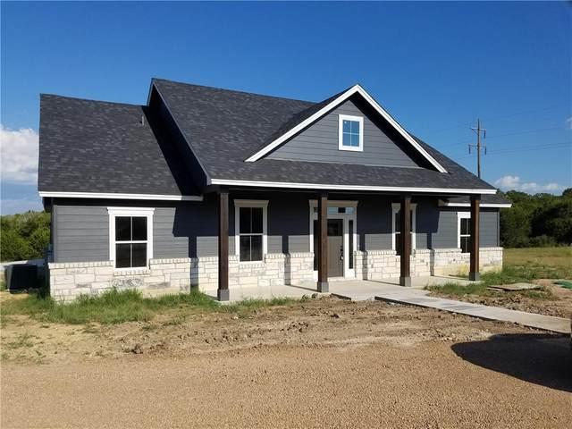 171 Paintbrush Ln, Burnet, TX 78611 (#5968205) :: Front Real Estate Co.