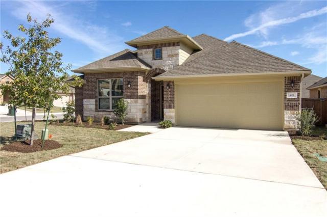 401 Pinnacle View Dr, Georgetown, TX 78628 (#6080680) :: The Heyl Group at Keller Williams
