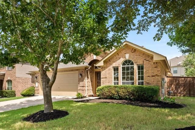 3401 Saint Christopher Ct, Round Rock, TX 78665 (#6235383) :: Ben Kinney Real Estate Team