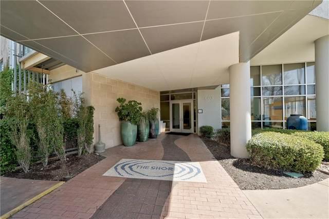 603 Davis St #1202, Austin, TX 78701 (#6275329) :: Lauren McCoy with David Brodsky Properties