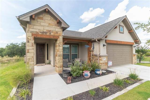 405 Morning Ridge Ct, Georgetown, TX 78628 (#6305816) :: The Summers Group