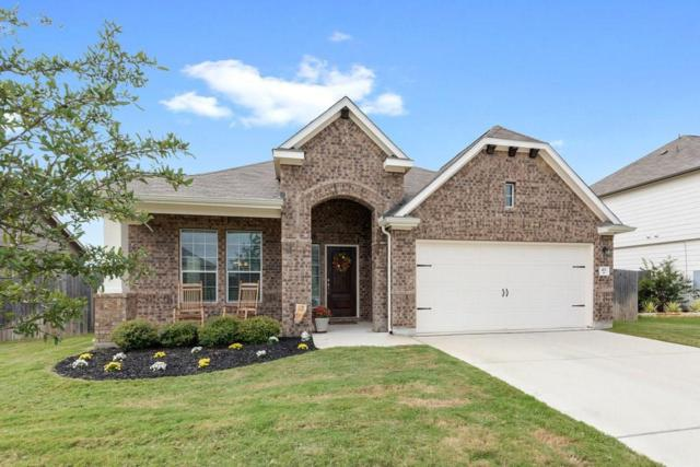 411 Wimberley St, Hutto, TX 78634 (#6451263) :: The Heyl Group at Keller Williams