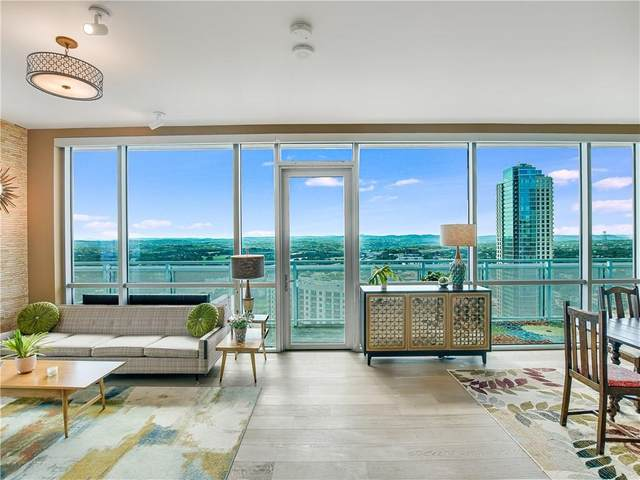 222 West Ave #2602, Austin, TX 78701 (MLS #6543633) :: Vista Real Estate
