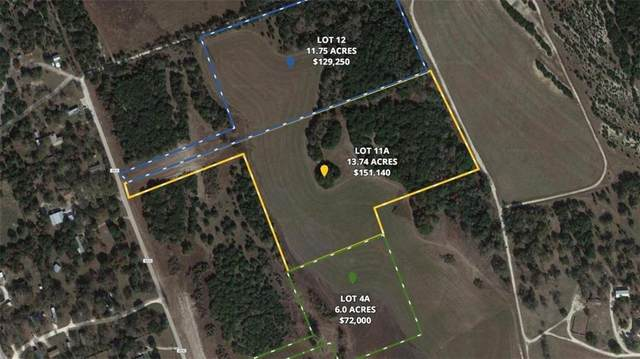 Tract #4 County Road 4830, Kempner, TX 76539 (#6587802) :: Lauren McCoy with David Brodsky Properties