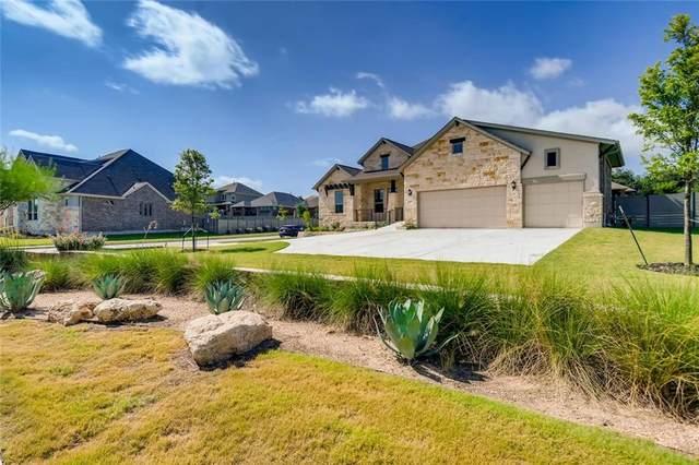 4100 Mercer Rd, Georgetown, TX 78628 (MLS #6614609) :: Brautigan Realty
