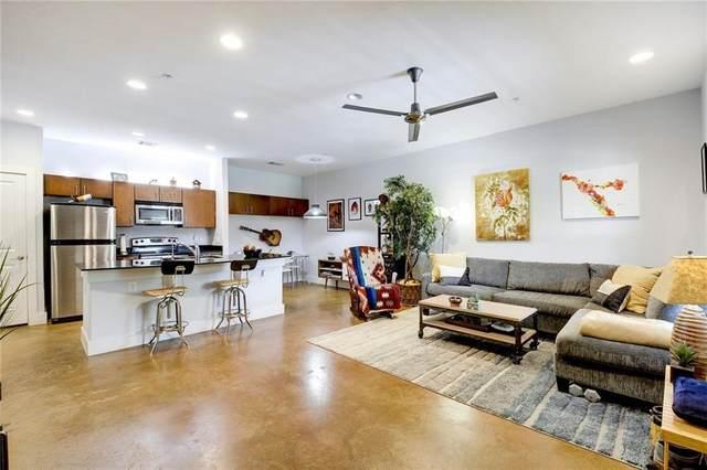 1807 Poquito St #45, Austin, TX 78702 (#6763020) :: Zina & Co. Real Estate