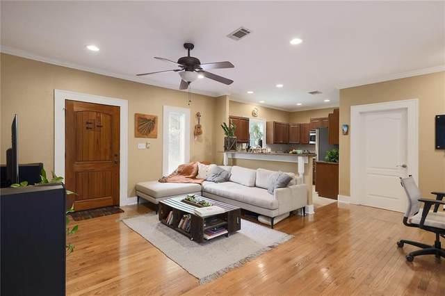 2415 Durwood St B, Austin, TX 78704 (MLS #6789721) :: Brautigan Realty