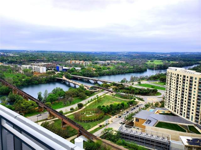 222 West Ave #2406, Austin, TX 78701 (#6956860) :: The Heyl Group at Keller Williams