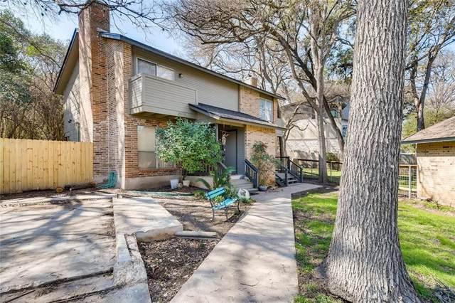 1713 Waterloo Trl B, Austin, TX 78704 (#7112012) :: Papasan Real Estate Team @ Keller Williams Realty