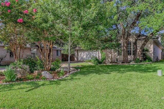 115 Cluck Creek Trl, Cedar Park, TX 78613 (#7444358) :: Papasan Real Estate Team @ Keller Williams Realty