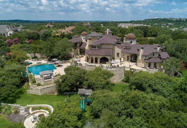 2401 Portofino Ridge Dr, Austin, TX 78735 (MLS #7732916) :: Brautigan Realty