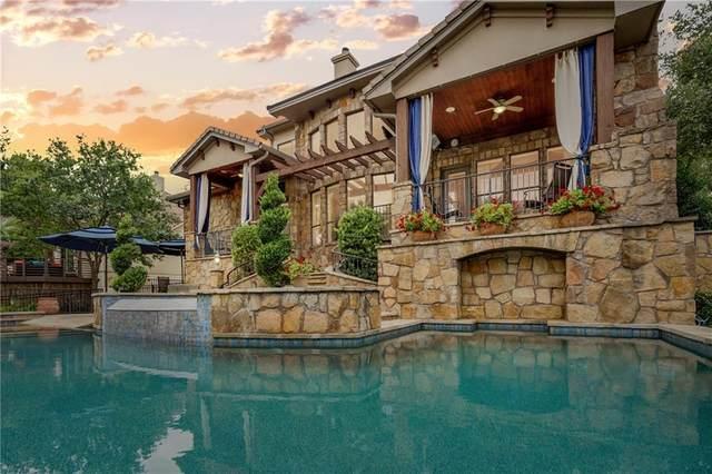 1813 Eagles Glen Cv, Austin, TX 78732 (#8132716) :: Papasan Real Estate Team @ Keller Williams Realty