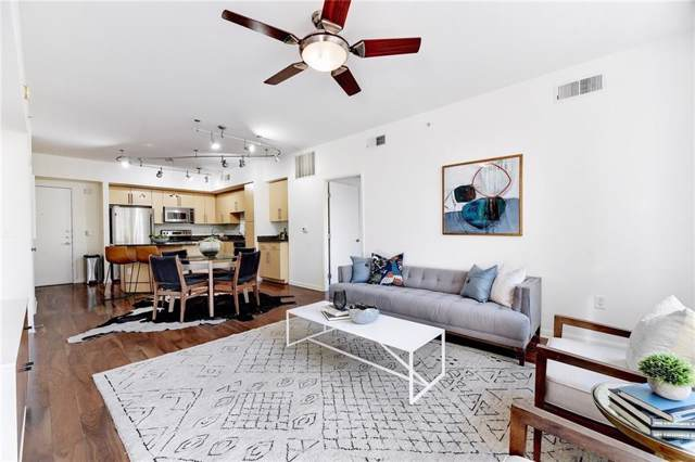 54 Rainey St #312, Austin, TX 78701 (#8146300) :: The Perry Henderson Group at Berkshire Hathaway Texas Realty