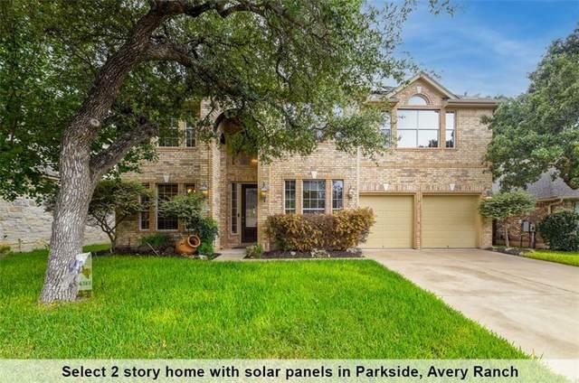 9720 Rias Way, Austin, TX 78717 (#8163306) :: Papasan Real Estate Team @ Keller Williams Realty