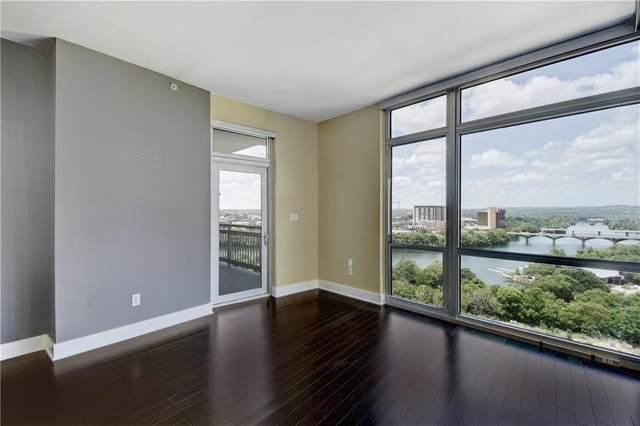 603 Davis St #1403, Austin, TX 78701 (#8236643) :: Lauren McCoy with David Brodsky Properties