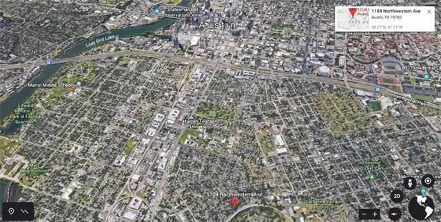 1140 Northwestern Ave, Austin, TX 78702 (#8390133) :: Douglas Residential