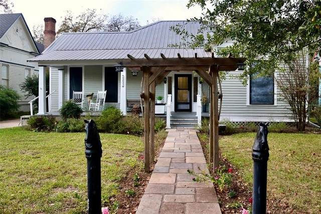 503 Hudgins St, Smithville, TX 78957 (#8459534) :: RE/MAX IDEAL REALTY